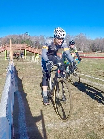 North Carolina Grand Prix 2016 - Day 1.  New kit contributed to my best-ever placing here.